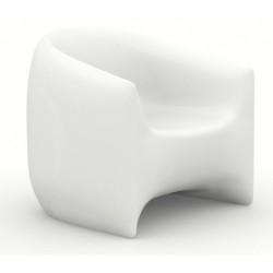 Blow Chair Vondom white Matt
