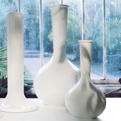 Chemistubes エリアの花瓶サラマーゴ財団ホワイト マット 65