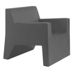 Jut Butaca armchair Vondom grey