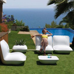 Pillow Transat Vondom white