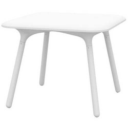 Table Sloo Vondom 90 X 90 white