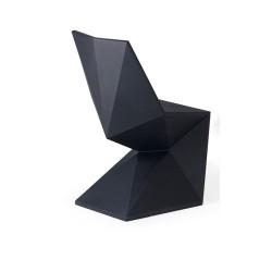Vertex Silla Chair Vondom black