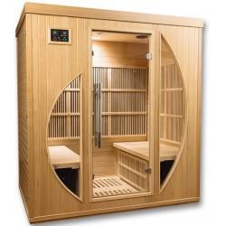 Infrared sauna Orwen Club 4 places VerySpas
