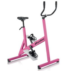 Vélo de Piscine AquaNess V3 Rose