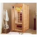 Sauna a raggi infrarossi Montana 1 posto VerySpas