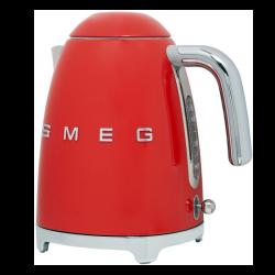Smeg KLF03RDEU Red 1.7 Litre Cordless kettle