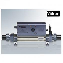 Vulcan heater analog titanium Mono 9kW pool above ground and buried