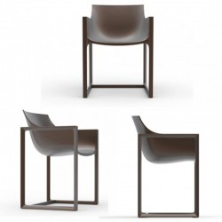 Wall Street Bronze Vondom Chair