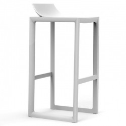 Top Wall Street Vondom white stool