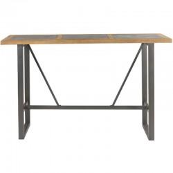 Table de Bar Design en Pin Massif Soon KosyForm