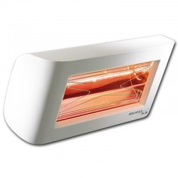 Heating infrared Heliosa Hi Design 55 white Carrara 2000W IPX5