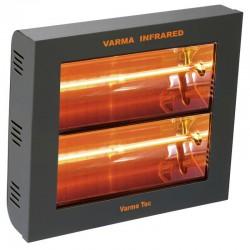 Aquecimento infravermelha Vieira 400-40 ferro 4000 Watts