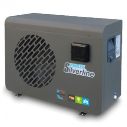 Pump heat Silverline R32 pool 45 to 65 Poolex 120 m 3