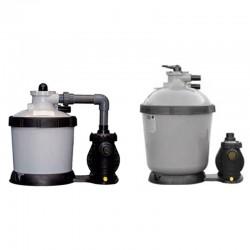 Sand Filtrazione Gruppo BWT MGI 500 II 10m3h Mono 0.45kw