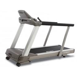 Treadmill with long handrails Spirit Fitness CTM 800