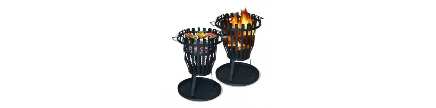 Outdoor Chimneys and fireplaces